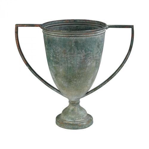 Eared Metal Vase 2100-002