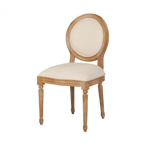 Alcott Side Chair - Sandblasted Artisan Stain 6925302SAS