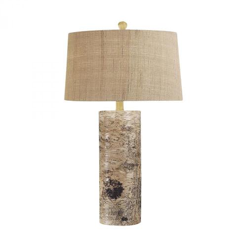 Aspen Bark Table Lamp 500