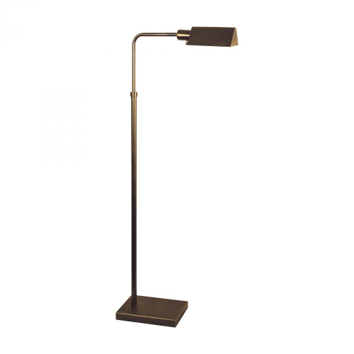Pharmacy Floor Lamp In Bronze 671