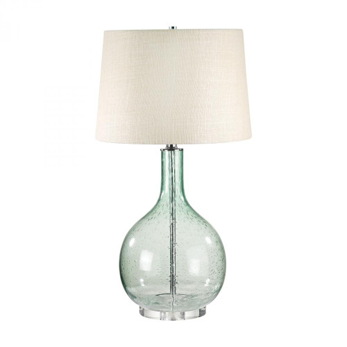 Green Seed Glass Table Lamp 230G