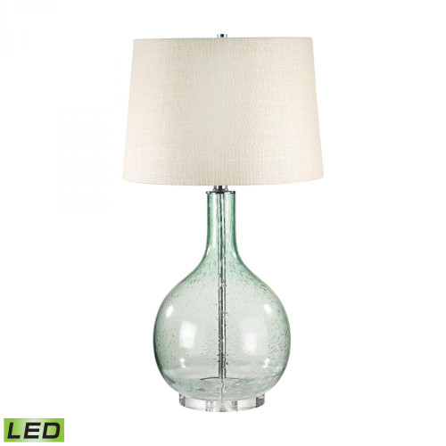 Green Seed Glass LED Table Lamp 230G-LED
