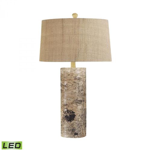 Aspen Bark LED Table Lamp 500-LED