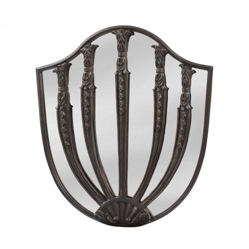 Dovecliff Roman Shield Mirror MP3079-0009