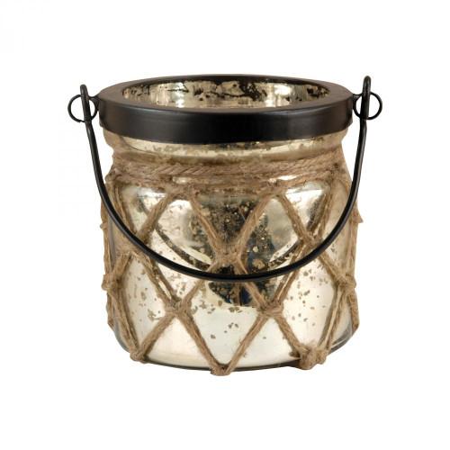 Candice Lantern In Antique Wheat 401558