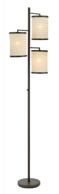 Bellows Tree Lamp in Bronze 4152-26