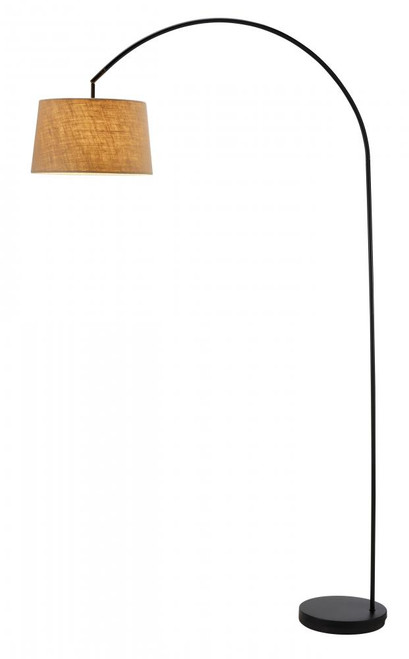 Goliath Arc Lamp in Black 5098-01