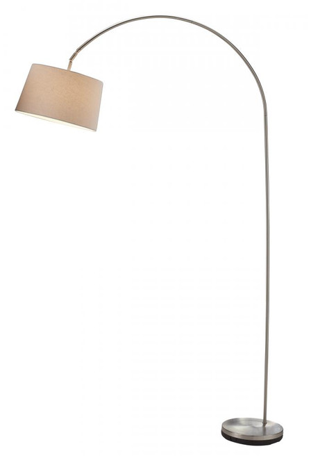 Goliath Arc Lamp in Silver 5098-22