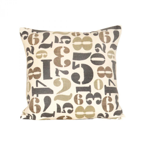 Numbers 20x20 Pillow 900129
