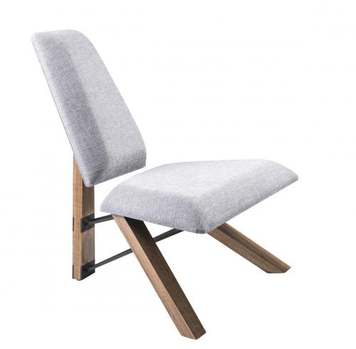 Hahn Chair in Gray GR2100-03