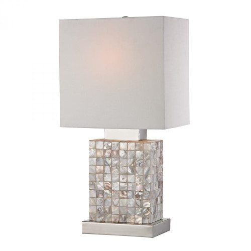 Mini Mother Of Pearl Lamp 112-1155