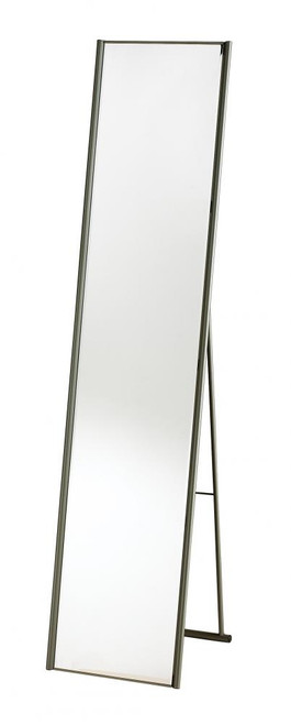 Alice Floor Mirror in Steel WK2444-22