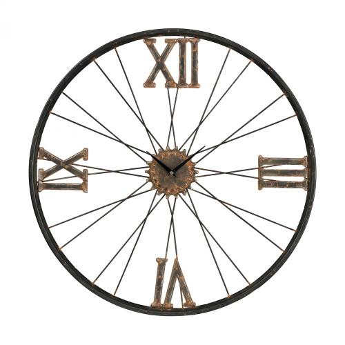 Iron Wall Clock 129-1088