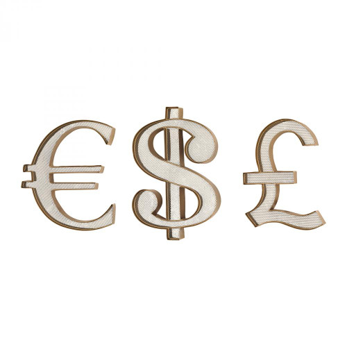Currency Wall Display 3138-206/S3