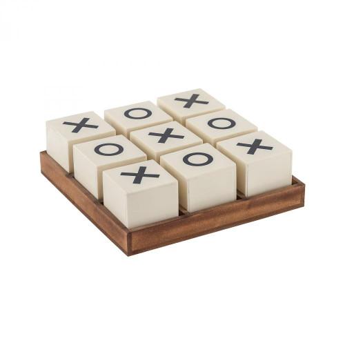 Crossnought Tic-Tac-Toe Game 8903-048