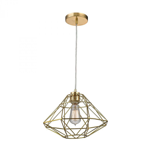 Paradigm 1 Light Pendant In Gold D2963