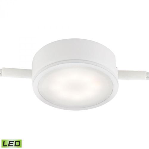 Tuxedo 1 Light LED Undercabinet Light In White MLE201-5-30