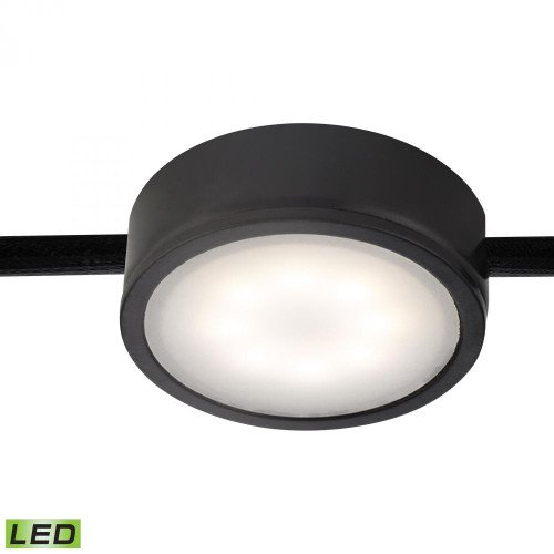 Tuxedo 1 Light LED Undercabinet Light In Black MLE201-5-31
