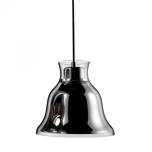 Bolero 1 Light Pendant In Chrome PS8160-15-31