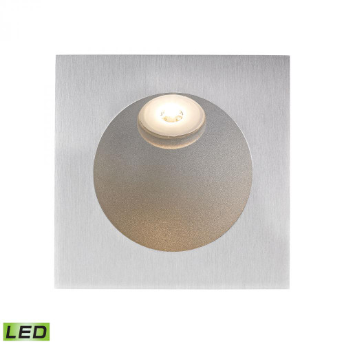 Zone LED Step Light In Aluminum WSL6210-10-98
