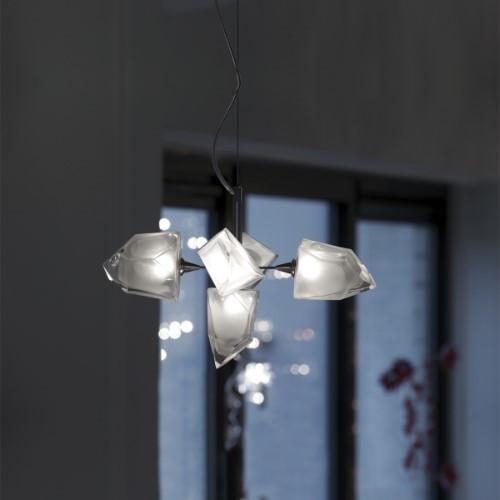 Rock Chandelier 5 LED