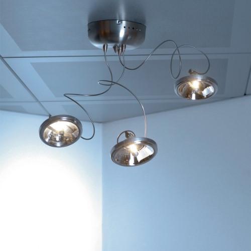 Target Wall Sconce/Semi-Flushmount Ceiling Light 3