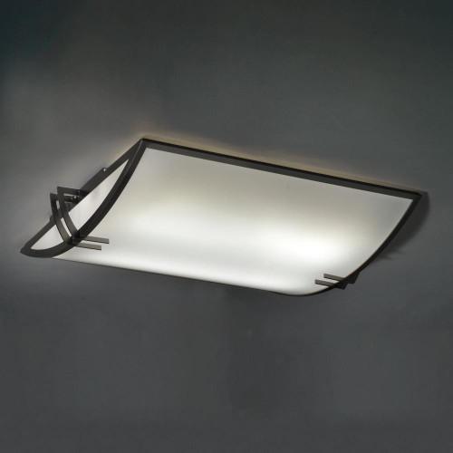Apex Modern LED Retrofit Flushmount Ceiling Light 07152NP