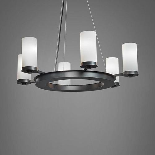 Radius Modern Incandescent Up Light Chandelier 15347