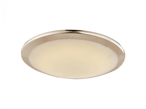 CERMACK ST. Flushmount Bowl in Brushed Nickel HF1101-BN
