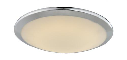 CERMACK ST. Flushmount Bowl in Polished Chrome HF1101-CH