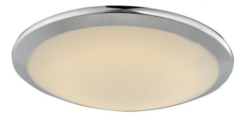 CERMACK ST. Flushmount Bowl in Polished Chrome HF1102-CH