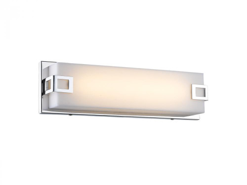 CERMACK ST. Sconce in Polished Chrome HF1117-CH