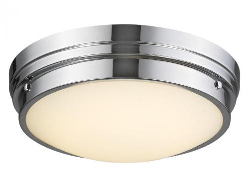 CERMACK ST. Flushmount Bowl in Polished Chrome HF1161-PN