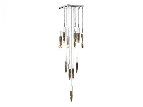 ASPEN Pendant Light in Chrome HF1905-13-AP-CH