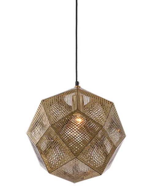 LA BREA AVE. Down Light in Gold HF8001-GLD