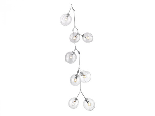 FAIRFAX Other Chandeliers in Matte Chrome HF8080-CH