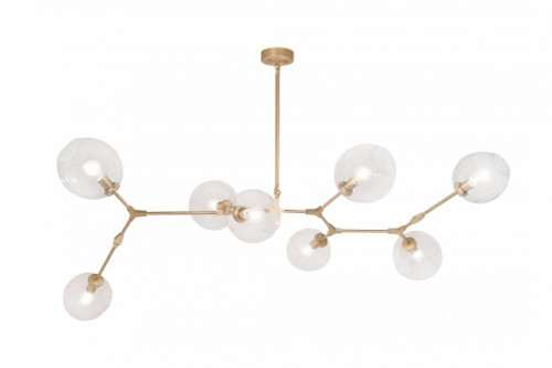 FAIRFAX Other Chandeliers in Brushed Brass HF8088-BB