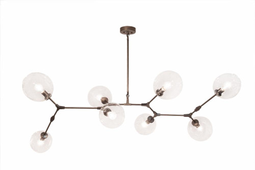 FAIRFAX Other Chandeliers in Bronze HF8088-DBZ