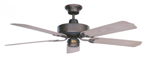 Concord By Luminance 52 Inch Nautika Outdoor Ceiling Fan - Oil Rubbed Bronze 52NA5ORB