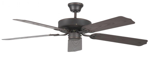 Concord By Luminance 52 Inch Porch Ceiling Fan - Oil Rubbed Bronze 52POR5ORB