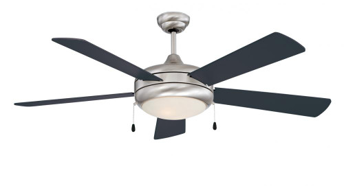 Concord By Luminance 52 Inch Saturn-Ex Ceiling Fan 2*60W Mb - Stainless Steel 52SAX5EST