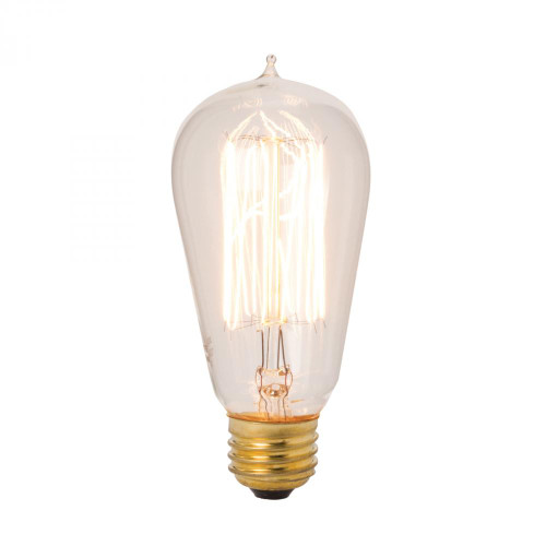 Edison Style 40 Watt Exposed Filament Bulb 285001
