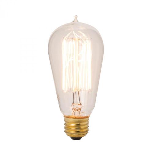 Edison Style 40 Watt Exposed Filament Bulb 285001