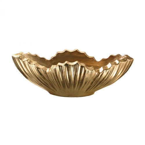 Poppy Planter - Gold 166-015