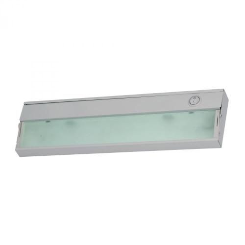 Aurora 1 Light Under Cabinet Light In Stainless Steel A109UC/27