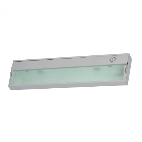 Aurora 2 Light Under Cabinet Light In Stainless Steel A117UC/27