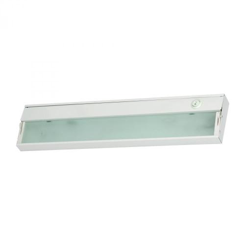 Aurora 2 Light Under Cabinet Light In White 4.75x4.75 A217UC/40