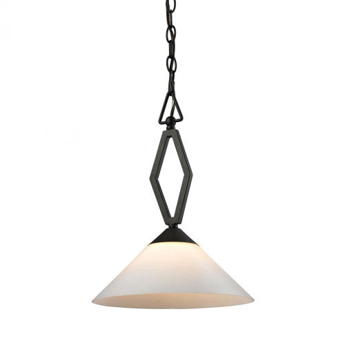 Tribecca 1 Light Pendant Large In Oil Rubbed bronze 2401PL/10
