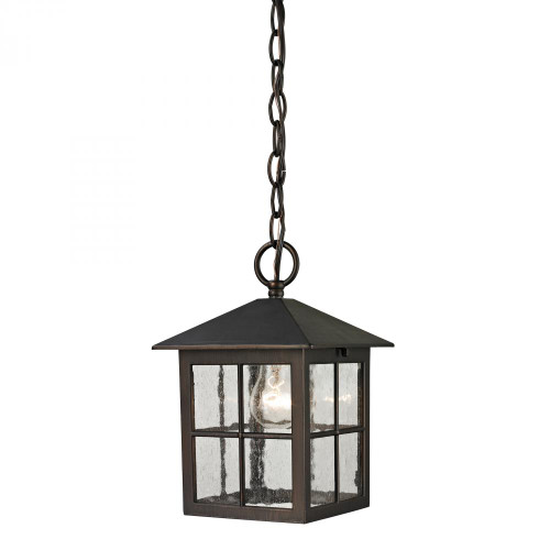 Shaker Heights Pendant Lantern In Hazelnut Bronze 8201EH/70
