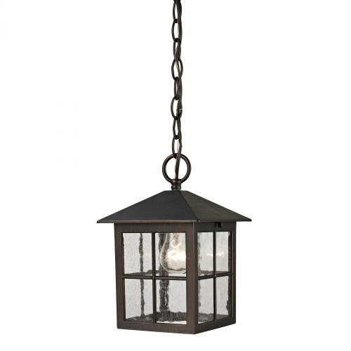 Shaker Heights Pendant Lantern In Hazelnut Bronze 8201EH/70